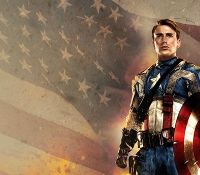 Captain America: The First Avenger online