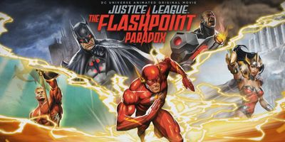 La Ligue des Justiciers : Le Paradoxe Flashpoint STREAMING