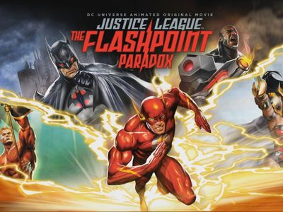 watch Justice League: The Flashpoint Paradox streaming
