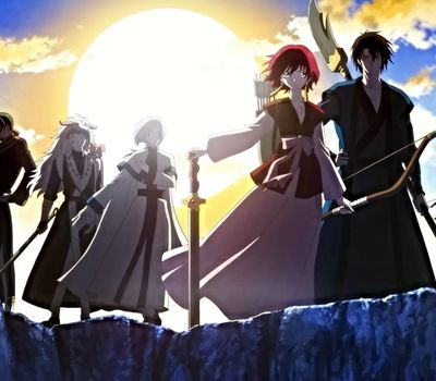 Yona of the Dawn online