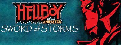 Hellboy Animated : Le Sabre des Tempêtes online