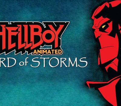 Hellboy Animated: Sword of Storms online