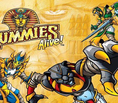 Mummies Alive! online