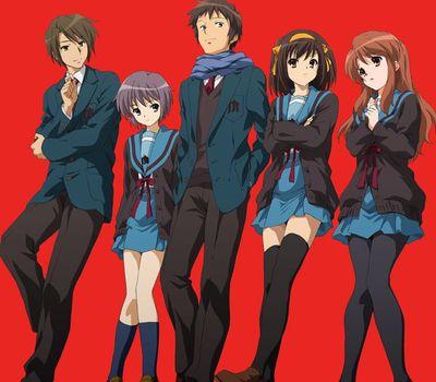 The Disappearance of Haruhi Suzumiya online