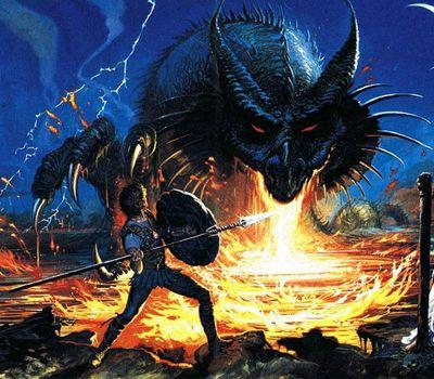 Dragonslayer online