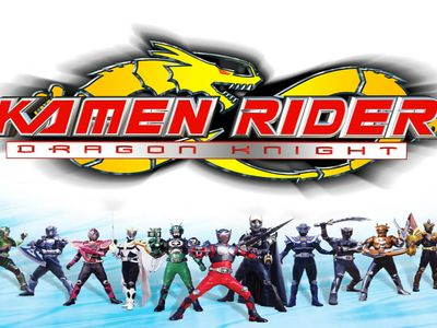 watch Kamen Rider Dragon Knight streaming