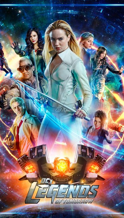 DC's Legends of Tomorrow movie