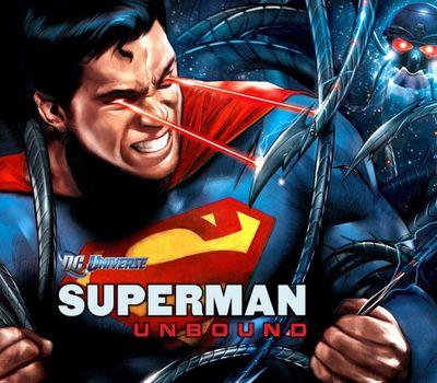 Superman: Unbound online