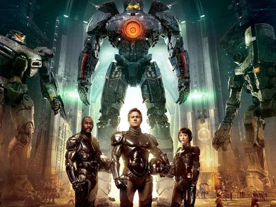 watch Pacific Rim streaming