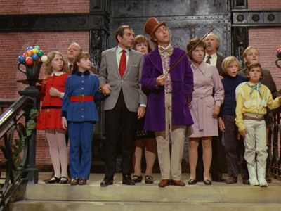 watch Willy Wonka & the Chocolate Factory streaming