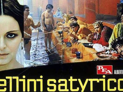 watch Fellini Satyricon streaming