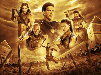 watch The Scorpion King 4: Quest for Power streaming