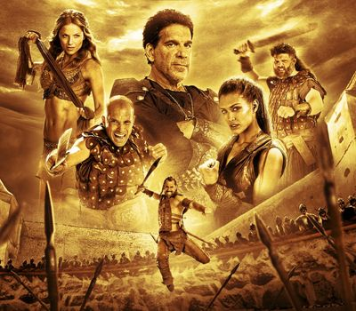 The Scorpion King 4: Quest for Power online
