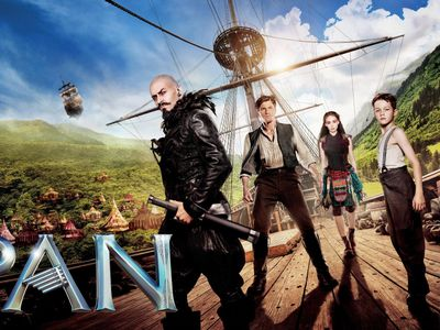 watch Pan streaming