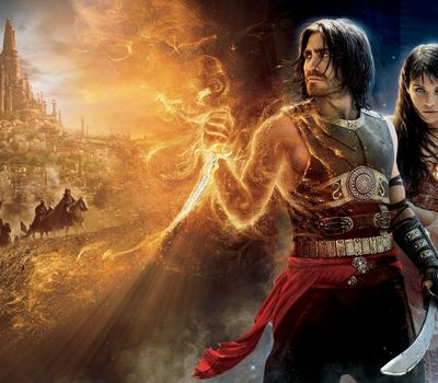 Prince of Persia: The Sands of Time online