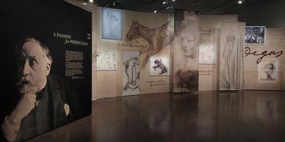 Degas : une passion pour la perfection en streaming