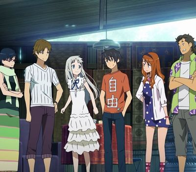 anohana: The Flower We Saw That Day - The Movie online