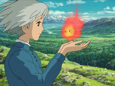 watch Howl's Moving Castle streaming