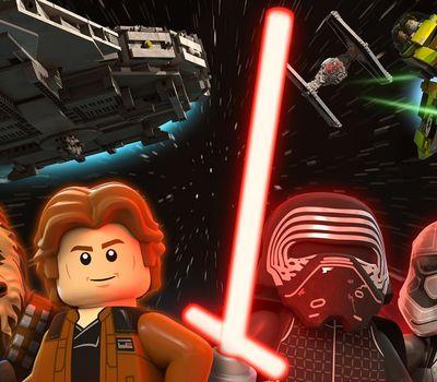 LEGO Star Wars: All-Stars online