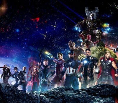 Untitled Avengers Movie online