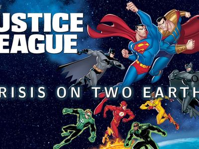 watch Justice League: Crisis on Two Earths streaming