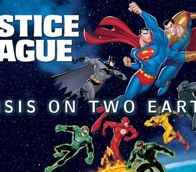 Justice League: Crisis on Two Earths online