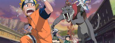 Naruto Film 3: Mission spéciale au Pays de la Lune online
