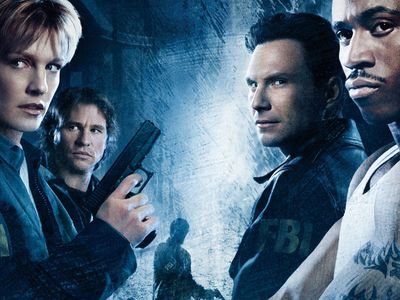 watch Mindhunters streaming