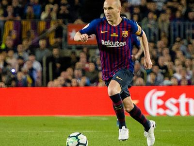 watch Andrés Iniesta: The Unexpected Hero streaming