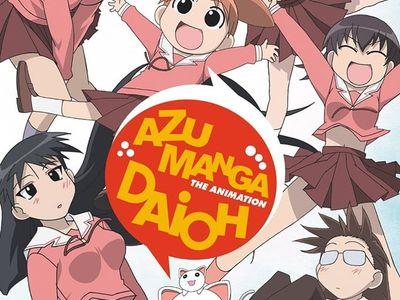watch Azumanga Daioh streaming