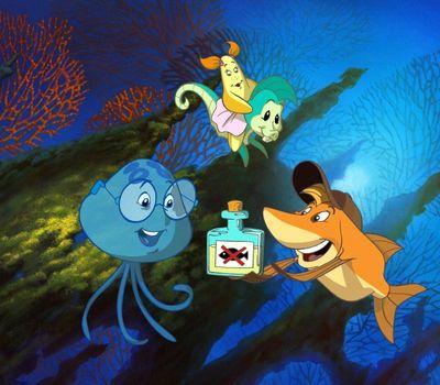 Help! I'm A Fish online