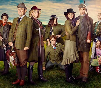 The Windsors online