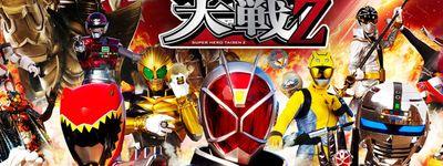Kamen Rider × Super Sentai × Space Sheriff Super Hero Taisen Z online