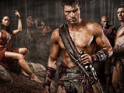 watch Spartacus streaming