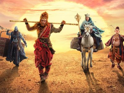 watch The Monkey King 2 streaming