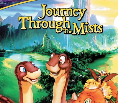 The Land Before Time IV: Journey Through the Mists online