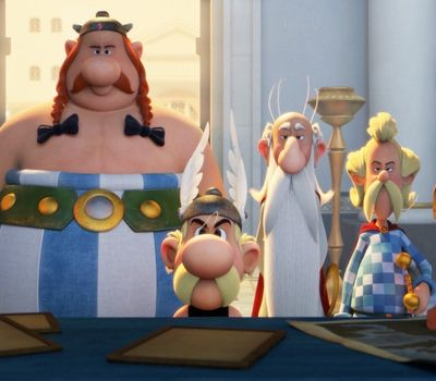 Asterix: The Mansions of the Gods online