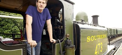 Locomotion: Dan Snow's History of Railways