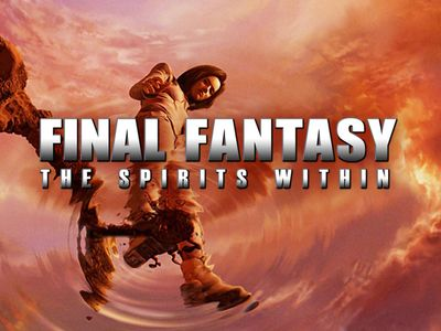 watch Final Fantasy: The Spirits Within streaming