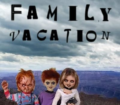 Chucky's Vacation Slides online
