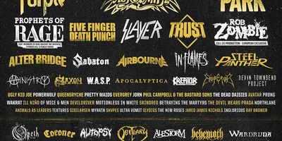 Powerwolf @ Hellfest en streaming