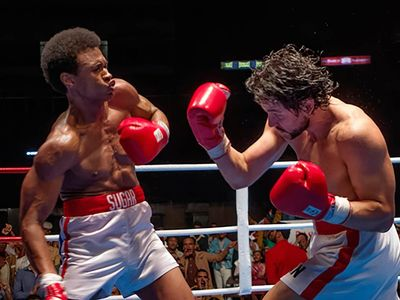 watch Hands of Stone streaming