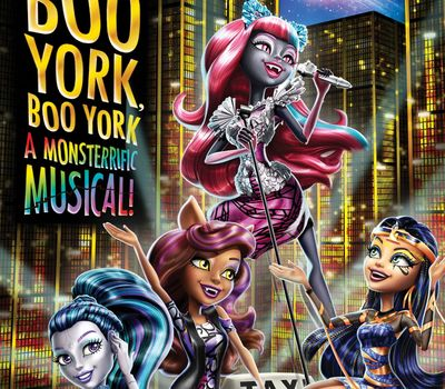 Monster High: Boo York, Boo York online