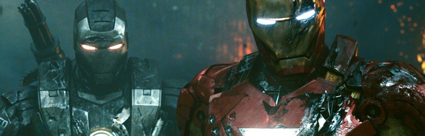 Voir film Iron Man 2 en streaming