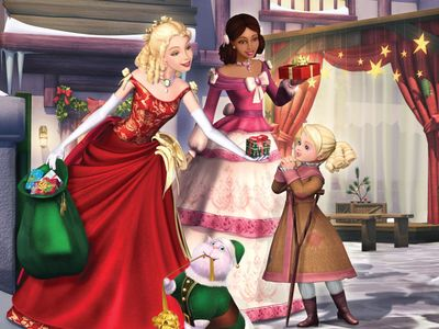 watch Barbie in 'A Christmas Carol' streaming
