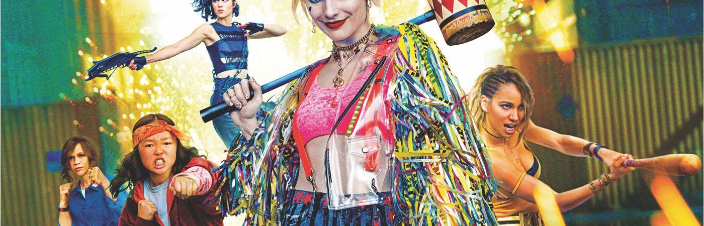 Voir film Birds of Prey et la fantabuleuse histoire de Harley Quinn en streaming