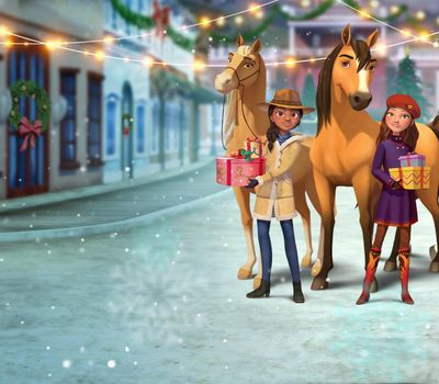 Spirit Riding Free: Spirit of Christmas online