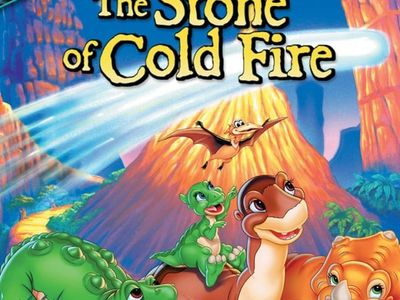 watch The Land Before Time VII: The Stone of Cold Fire streaming