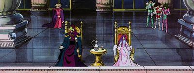 Saint Seiya - La Guerre des dieux online
