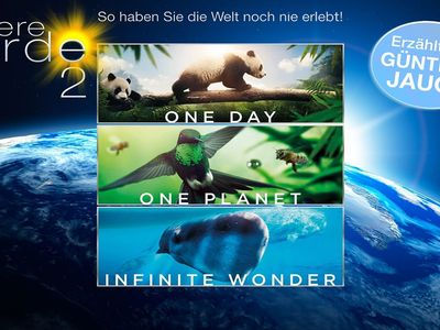 watch Earth: One Amazing Day streaming